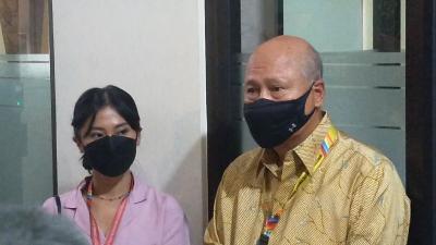 Hadir di Sidang Cerai Perdana, Tyna Kanna: Aku Minta Doanya Saja Ya