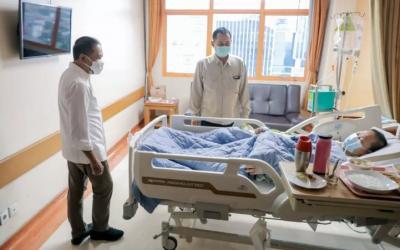 4 Fakta Presiden Jokowi Beri Rp100 Juta untuk Legenda Bulu Tangkis Verawaty Wiharjo yang Sakit Kanker