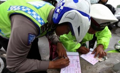 Sanksi Denda Tilang Operasi Patuh Jaya Capai Rp3 Juta