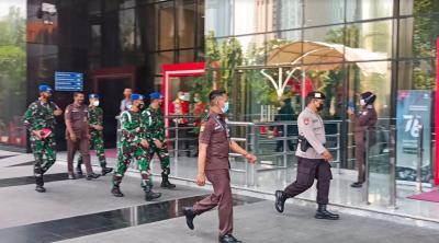 Danpuspom TNI Sambangi KPK, Ada Apa?