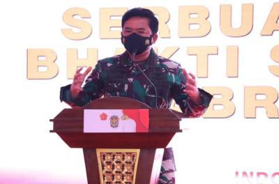 Serbuan Vaksinasi Alumni Akabri 98, Panglima: Terus Perkuat Sinergitas TNI-Polri