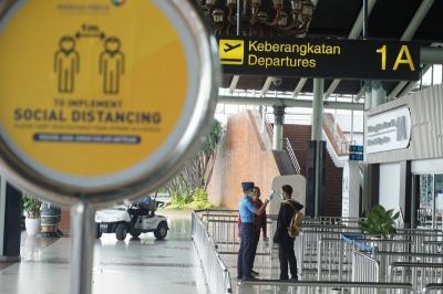 PPKM Diperpanjang hingga 4 Oktober, Kemenhub: Syarat Pelaku Perjalanan Dalam Negeri Tak Berubah