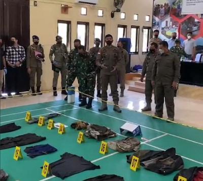 Satgas Madago Raya Rilis Selebaran 4 DPO Anak Buah Ali Kalora