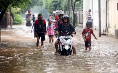 Antisipasi Genangan di Musim Hujan, 40 Unit Pompa Mobile Siaga di Jaksel