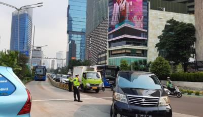 Operasi Patuh Jaya 2021, Polisi Tak Gelar Razia di Jalan