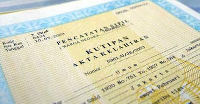 Layanan Online Catatan Sipil di Bekasi Ditutup Sepekan