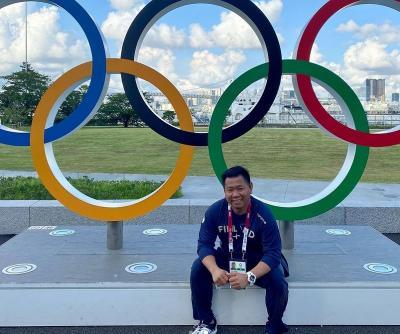 Imam Teguh Santoso, Pelatih Asal Indonesia yang Dampingi Pebulu Tangkis Finlandia di Olimpiade Tokyo 2020