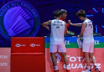 Lawan Denmark hingga Rusia di Piala Sudirman 2021, Herry IP Yakin Ganda Putra Indonesia Menang
