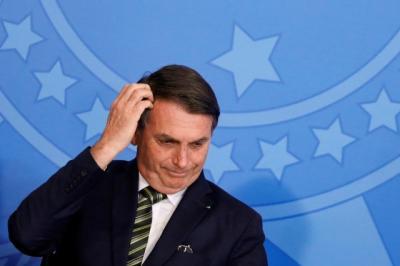Presiden Brasil Dilarang Makan Direstoran karena Belum Divaksinasi COVID-19