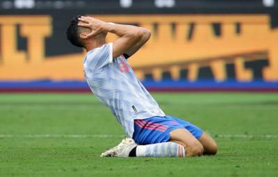 Cristiano Ronaldo Dituduh <i>Diving</i> demi Dapatkan Penalti saat Lawan West Ham, Ini Penjelasannya