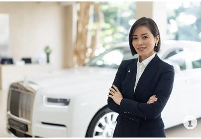 Kenalkan! Wanita asal Indonesia Jadi Direktur Rolls-Royce