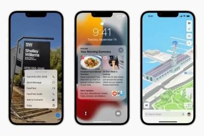 7 Pembaruan iOS 15 Resmi Diluncurkan Apple