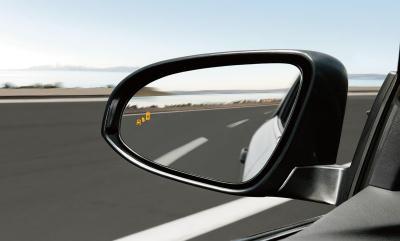Ternyata, Begini Lho Cara Kerja Fitur Blind Spot pada Mobil