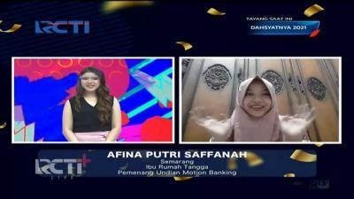Girang Banget! Ibu Rumah Tangga di Semarang Ini Raih Smartphone Gratis dari MotionBanking