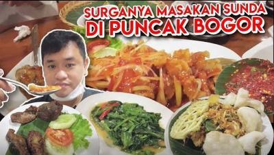 Intip Keseruan Juara MCI6 Eric Herjanto Review Masakan Sunda di Bogor!