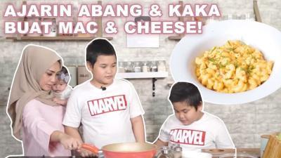 Cek Resep Mac and Cheese, Mudah dan Bikin Kenyang!