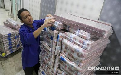 Uang Beredar Naik 6,9% Jadi Rp7.198 Triliun pada Agustus 2021