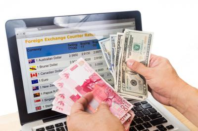 Rupiah Melemah Lawan Dolar AS Jelang Pengumuman The Fed