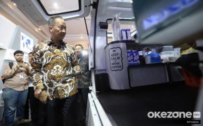 Menperin Yakin Indonesia Mampu Jadi Pusat Produsen Halal Dunia