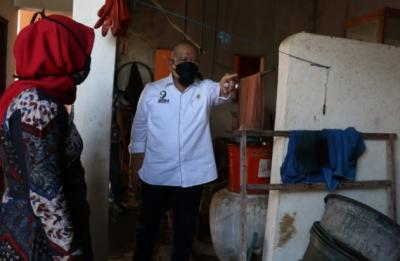 Darurat Limbah Medis , Ketua DPD RI Dorong Inovasi Masker Ramah Lingkungan