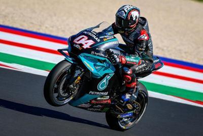 Quartararo Berharap Dovizioso Bisa Jadikan Motor Yamaha Secepat Ducati