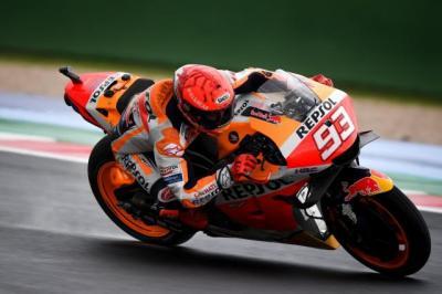Jajal Motor Baru Honda untuk MotoGP 2022, Ini Ulasan Marc Marquez