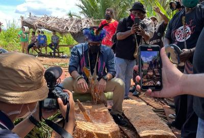 Sandiaga Dibikin Takjub dengan Kampung Yoboi