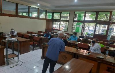 Prodi D-3 Agribisnis UNS Kembali Adakan Pelatihan dan Sertifikasi Kompetensi Skema Manajemen Agribisnis Jenjang 5