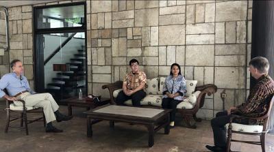 Dua Pemuda Wakili Indonesia Hadiri Youth COP26 di Italia