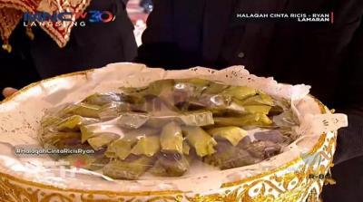 Lamar Ria Ricis, Teuku Ryan Bawa Hantaran Kue-Kue Khas Aceh