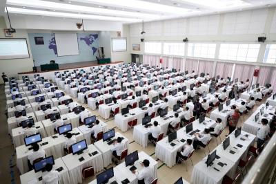 11.764 Peserta SKD CPNS Kemendag Perebutkan 344 Formasi