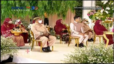 Acara Lamaran Ria Ricis dan Teuku Ryan Digelar Mewah dengan Adat Aceh