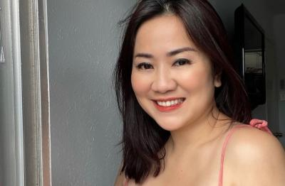 Tante Ernie Pamer Body Belakang Super Montok, Netizen: Pas Buat Bantal