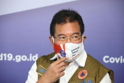 Pandemi Covid-19 Terkendali, Satgas Covid-19: Ajaib Sekali Bangsa Indonesia!