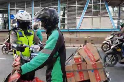 4 Hari Operasi Patuh Jaya, Polda Metro Tindak 2.600 Kendaraan