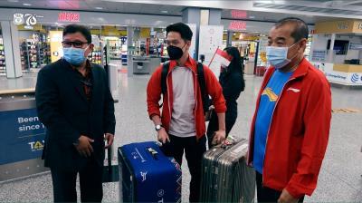 Insiden Pesawat Gagal Mendarat Sempat Bikin Tim Indonesia Panik