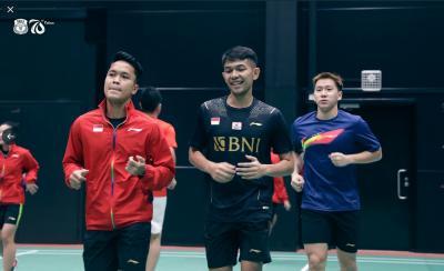 Menakar Peluang Tim Bulu Tangkis Indonesia di Piala Sudirman 2021, Penantian Panjang yang Berujung Manis?