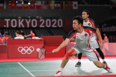 Tim Indonesia Piala Sudirman 2021 Latihan Perdana di Finlandia, Rionny Mainaky: Semua Bersemangat Berlatih