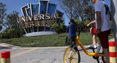 Universal Studios Beijing Resmi Dibuka, Istilah 'USB' Tuai Perdebatan