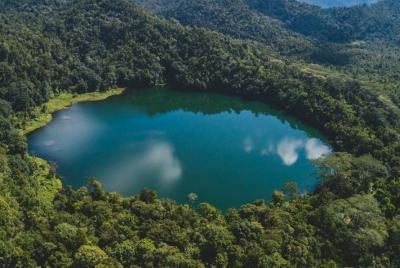 Cottage Dibangun di Wisata Danau Ranamese, Asyik Nih Pelancong Bisa Menginap