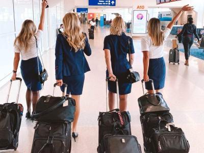 Eks Pramugari Ingatkan Awak Kabin Agar Jangan Ngerumpi di Pesawat, Ini Akibatnya