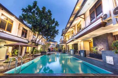 Liburan di Bandung, Ini 5 Pilihan Hotel Berbintang dengan Tarif Terjangkau
