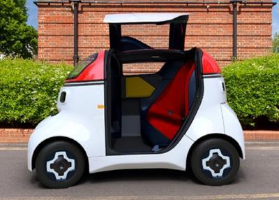 Imut Banget Guys, Ini Mobil Mungil Terbaru Dirancang Desainer F1