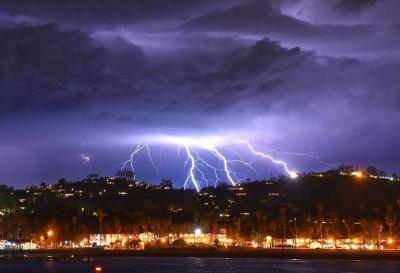 Did You Know: Langit Indah Berwarna Ungu Ternyata Simpan Ancaman Bahaya!