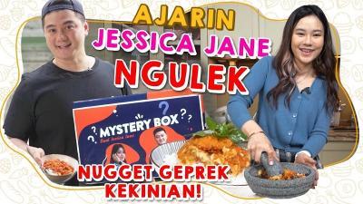 Cek Resep Nugget Geprek Viral ala Chef Arnold & Jessica Jane