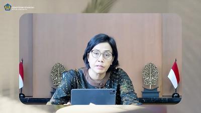 Sri Mulyani Kantongi Penerimaan Pajak Rp743,3 Triliun, Tumbuh 9,5%