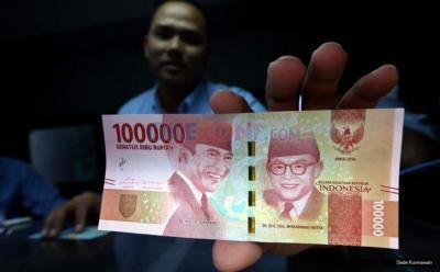 Rupiah Melemah ke Rp14.258 USD Dihantui Sinyal Tapering The Fed