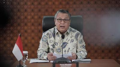 Gubernur BI Perry Warjiyo Jadi 'Bos Besar' 13 Bank Sentral di Asia Pasifik