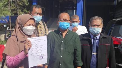 Anak Nia Daniaty Dilaporkan ke Polisi Kasus Penipuan