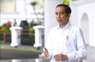 Jokowi Yakinkan Masyarakat Vaksin Covid-19 Aman dan Halal
